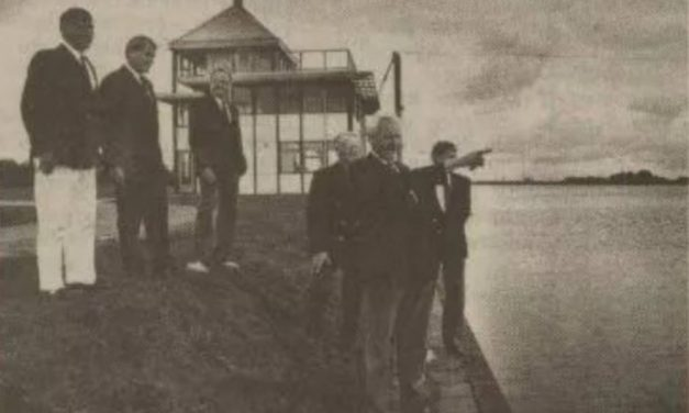 Drieluik: KPN Watersportbaan – deel 1 – De Martiniregatta
