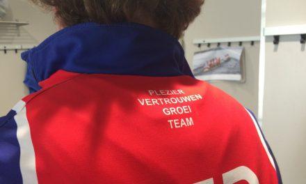 Volle por naar Rio: 'Team' is een werkwoord