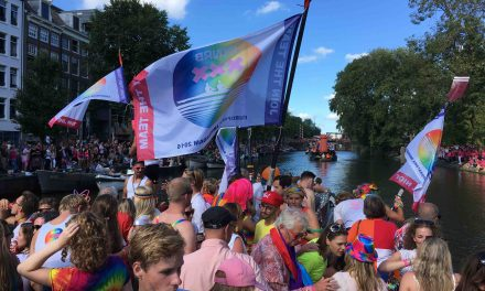 Verliefd op de Canal Pride