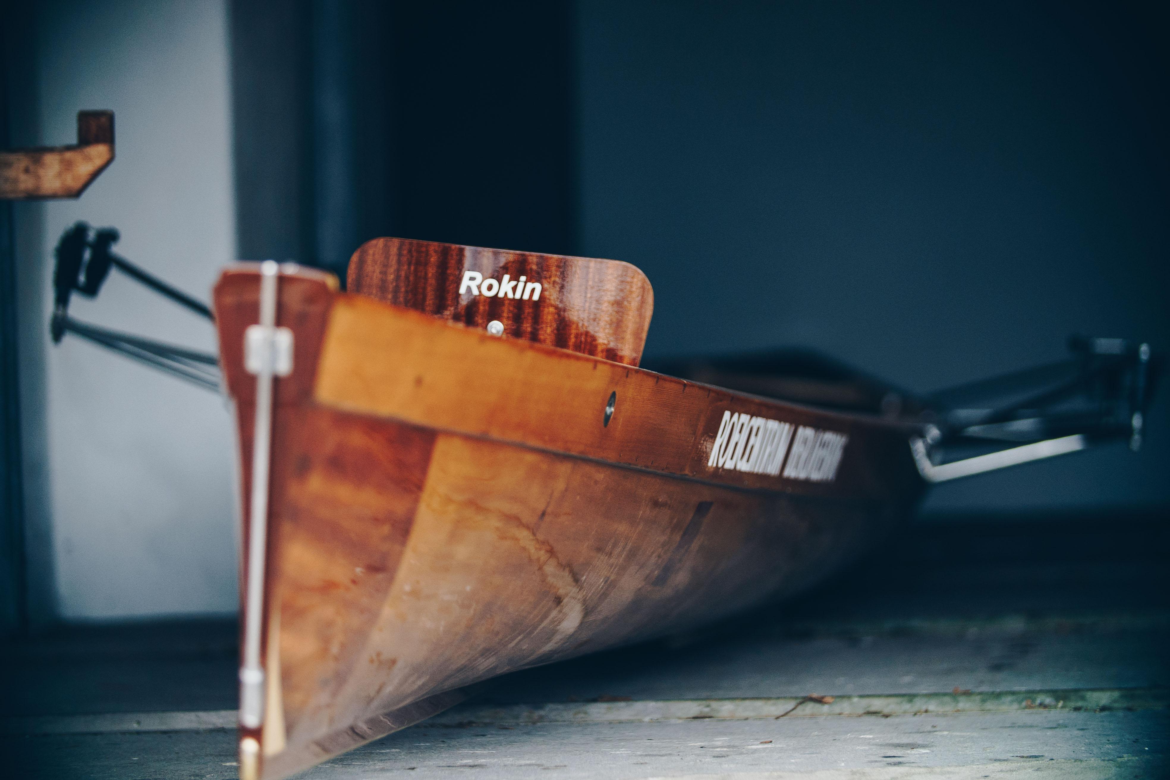 roeiboot toprow