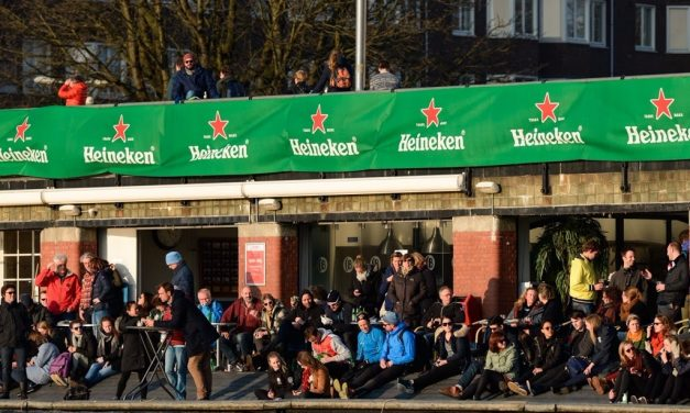Heineken opent het roeiseizoen