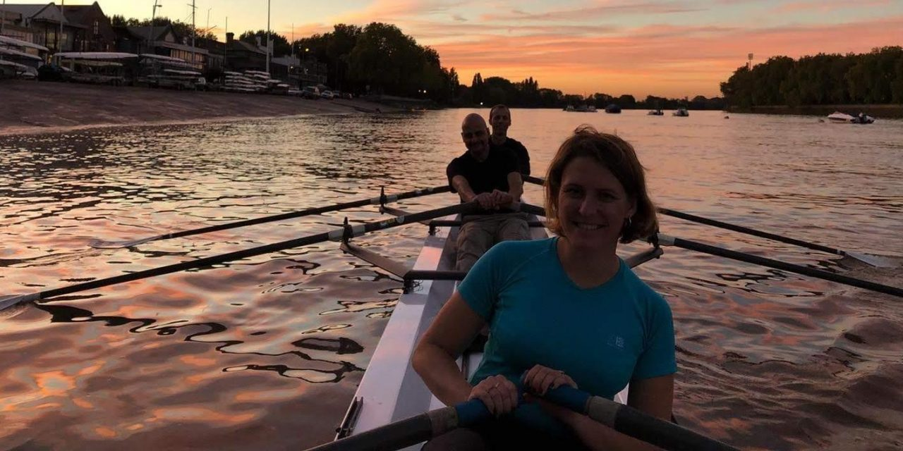 Row row row your boat in London! (part 2)