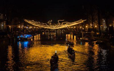 Amsterdam Lightfestival toertocht: 'Een absolute aanrader'