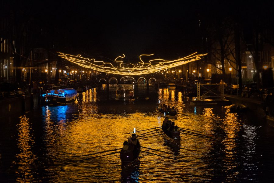 Amsterdam Light Festival tour: 'An absolute must'