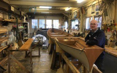 Spaarne-bootsman Elmer van Orden: 'Ik heb nooit last van files'