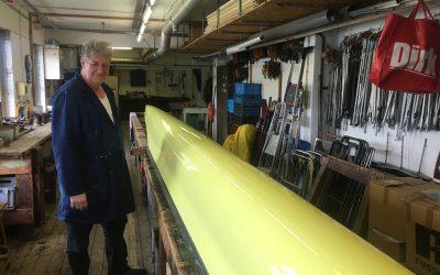 Nereus-bootsman Josselin de Jong: 'Bij mijn eerste Kroegjool hing ik laveloos onder het podium'