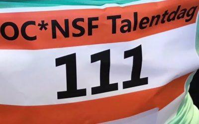 """Boris (15) bezoekt NOC-NSF talentdag: """"Uit alle testen blijkt dat ik volkomen talentloos ben"""""""