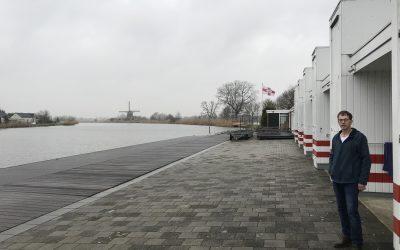 Bootsman De Maas: 'De werkplaats voelt echt als mijn domein'